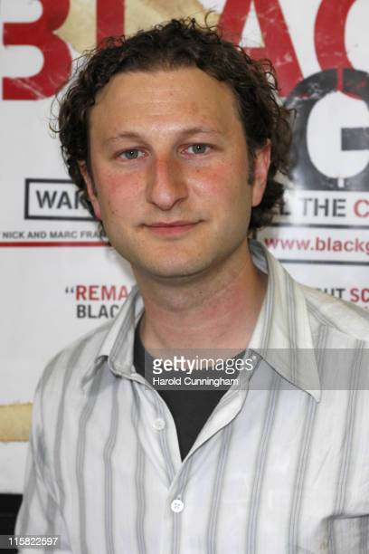 """Nick Francis during """"Black Gold"""" London Premiere - Arrivals at The Curzon Mayfair in London, Great Britain."""