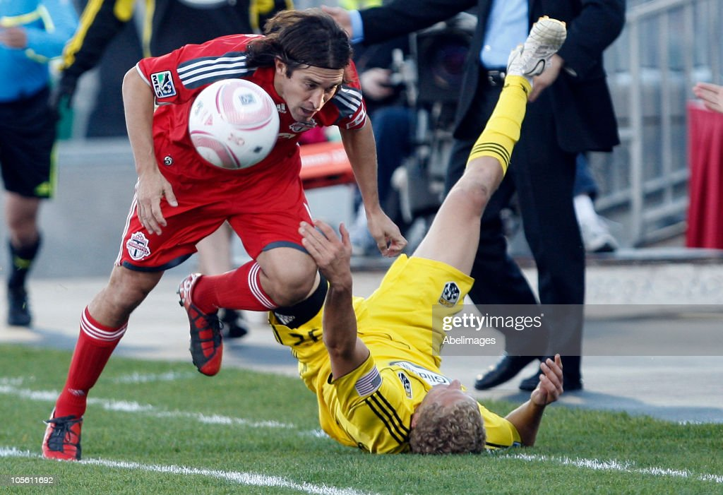 Columbus Crew v Toronto FC : News Photo