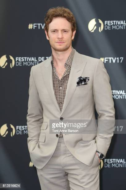 Nick Gehlfuss attends photocall for Chicago Med on June 17 2017 at the Grimaldi Forum in MonteCarlo Monaco