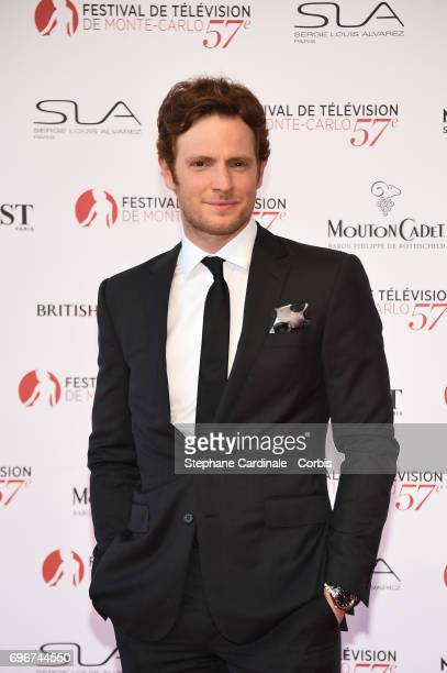 Nick Gehlfuss attends the 57th Monte Carlo TV Festival Opening Ceremony on June 16, 2017 in Monte-Carlo, Monaco.