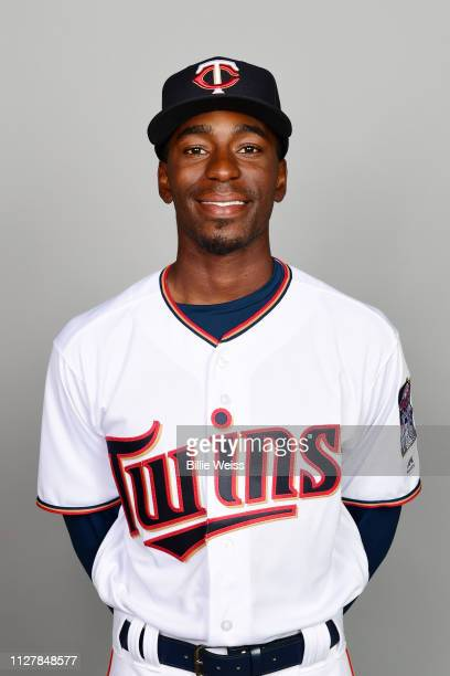 Nick Gordon of the Minnesota Twins poses during Photo Day on Friday February 22 2019 at CenturyLink Sports Complex in Fort Myers Florida