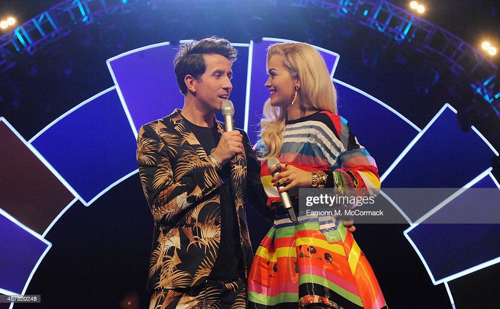 Radio One Teen Awards - Live Show : ニュース写真