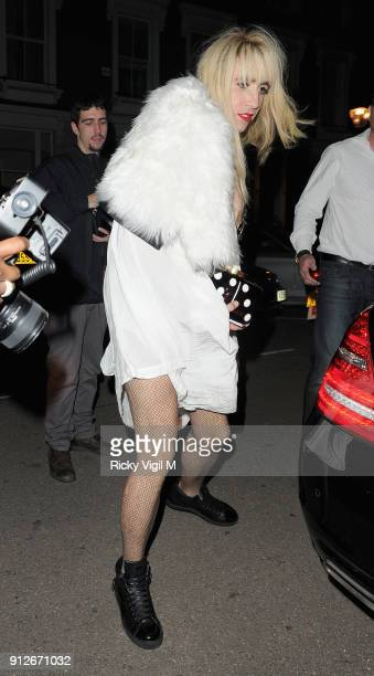 Nick Grimshaw attends the Death Of A Geisha VIP Halloween Party on November 1 2014 in London England
