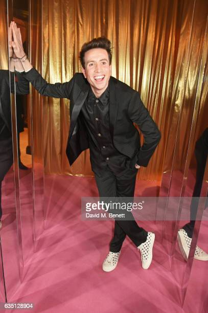 Nick Grimshaw attends the Elle Style Awards 2017 on February 13 2017 in London England