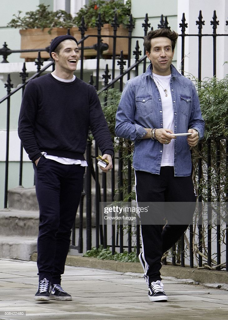 London Celebrity Sightings -  January 23rd, 2015 : News Photo