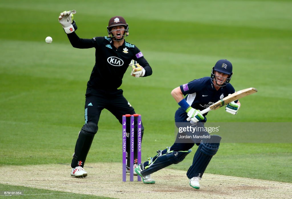 Surrey v Middlesex - Royal London One-Day Cup