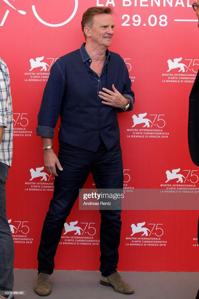 """ITA: """"Driven"""" Photocall - 75th Venice Film Festival"""