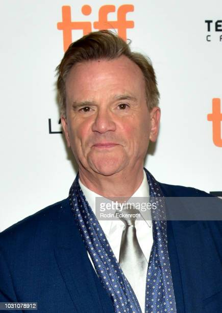 Nick Hamm attends the Driven premiere during 2018 Toronto International Film Festival at Princess of Wales Theatre on September 10 2018 in Toronto...