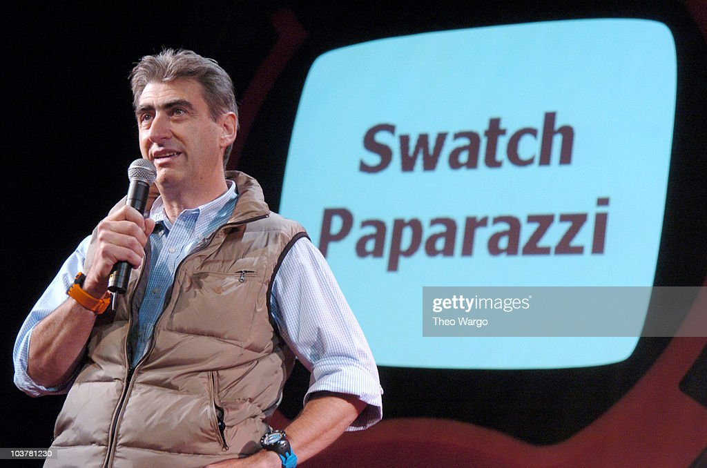 "Swatch and Microsoft Launch ""Paparazzi"" Watch Line"