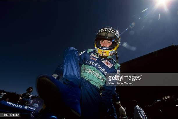 Nick Heidfeld, Sauber-Petronas C20, Grand Prix of Austria, A1-Ring Spielberg, 13 May 2001.