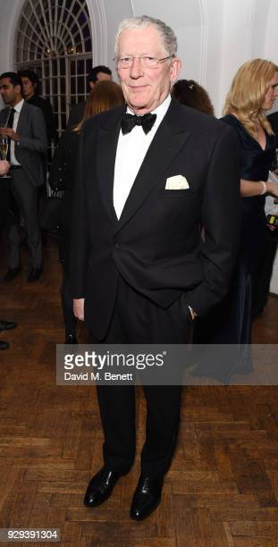 Nick Hewer attends the Hope and Homes for Children 'Once Upon A Time Ball' at One Marylebone on March 8 2018 in London England