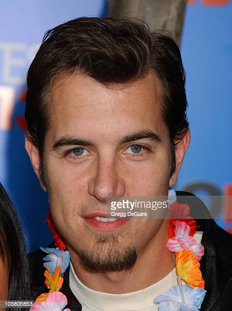 Nick Hexum of 311 during '50 First Dates' Premiere at Mann Village Theatre in Westwood California United States