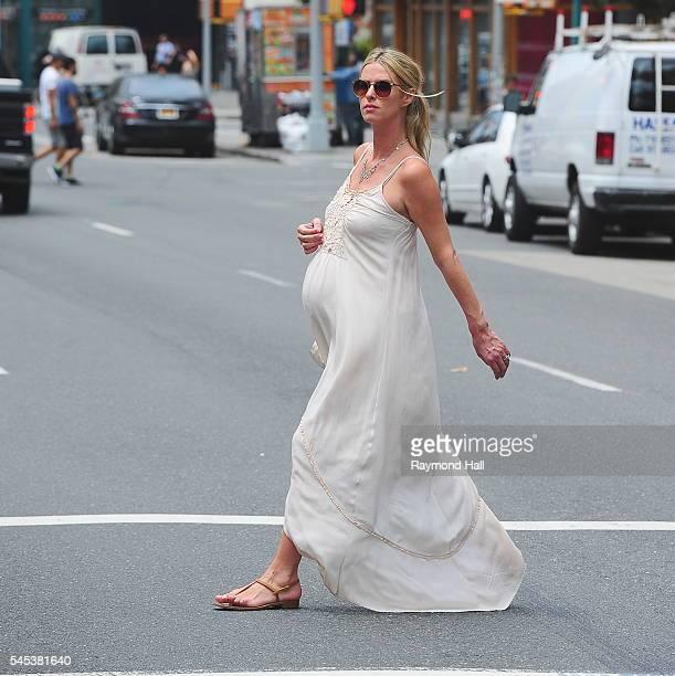 Nick Hilton is seen walking in Soho on July 7 2016 in New York City