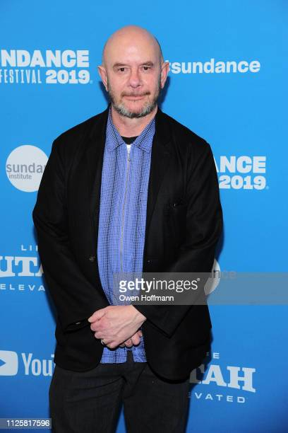 Nick Hornby attends 'State Of The Union' Red Carpet at The Ray on January 28 2019 in Park City Utah
