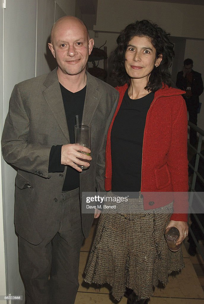Nick Hornby attends the aftershow party followlng the UK Premiere of 'Stoned,' at Century on November 17, 2005 in London, England. The British film chronicles the life and death of Rolling Stones co-founder Brian Jones, found drowned just weeks after being let go from the band.