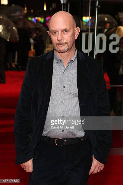 Nick Hornby attends The May Fair Hotel Gala Screening of 'Wild' during the 58th BFI London Film Festival at Odeon Leicester Square on October 13 2014...
