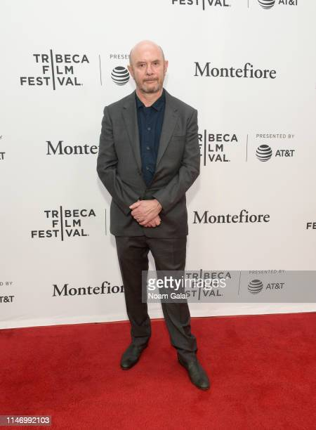 Nick Hornby attends the 'State Of The Union' screening during the 2019 Tribeca Film Festival at SVA Theater on May 04 2019 in New York City