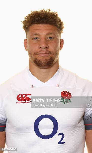 Nick Isiekwe of England poses for a portrait at The Lensbury on August 5 2017 in Teddington England