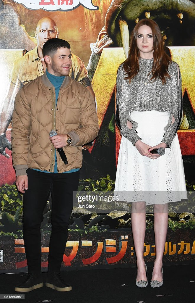 'Jumanji: Welcome to the Jungle' Special Screening : ニュース写真