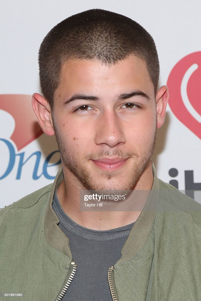Nick Jonas attends the 2015 Y100 Jingle Ball at BB&T Center on December 18, 2015 in Sunrise, Florida.