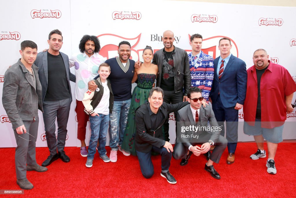 "Screening Of 20th Century Fox's ""Ferdinand"" - Red Carpet"