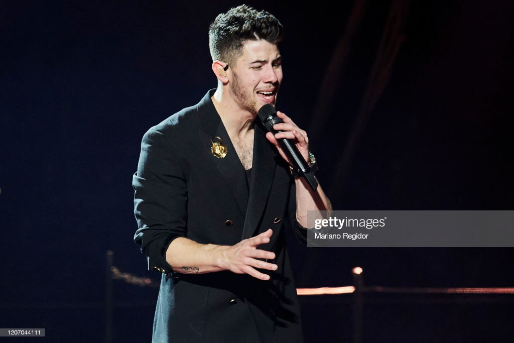 Jonas Brothers Concerts In Madrid : News Photo