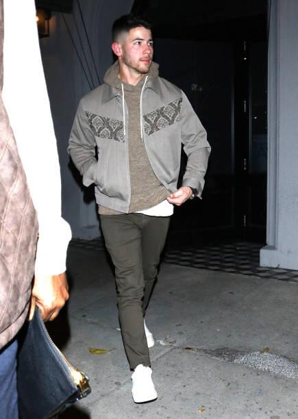 CA: Celebrity Sightings In Los Angeles - January 21, 2020
