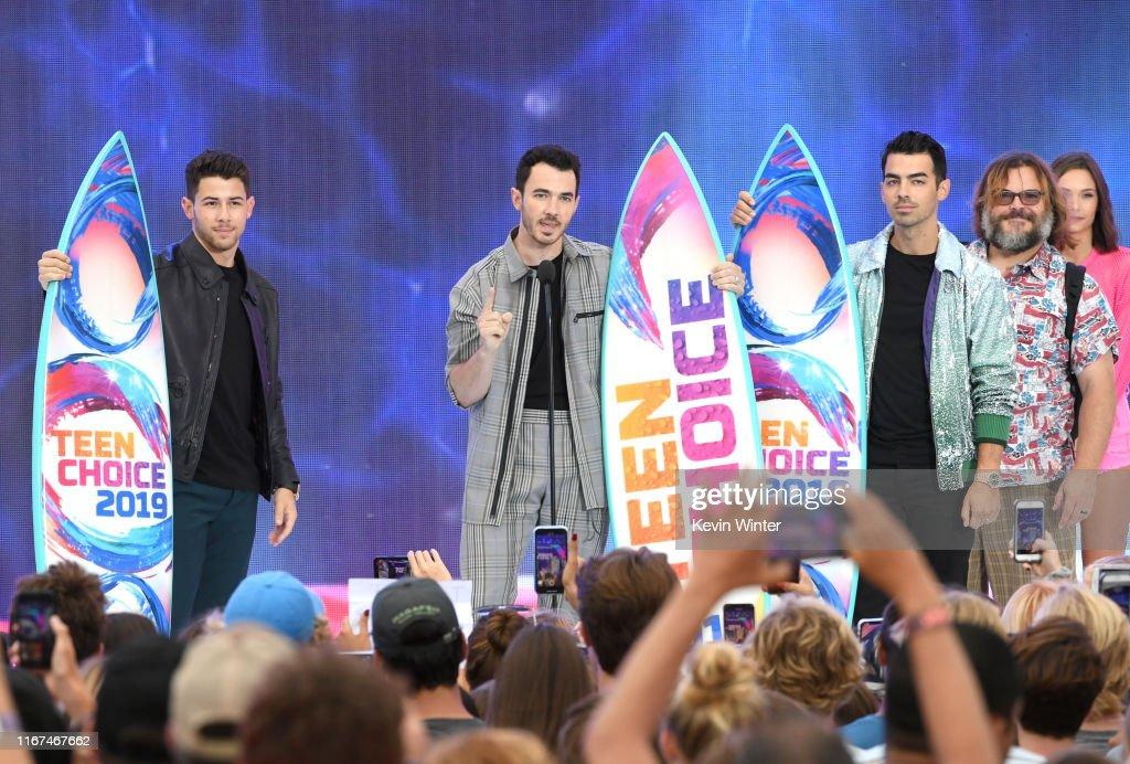 FOX's Teen Choice Awards 2019 - Show : ニュース写真