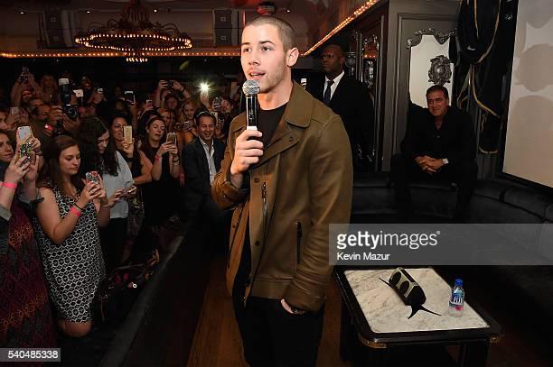 33 Nick Jonas Celebrates His Collaboration With Altec