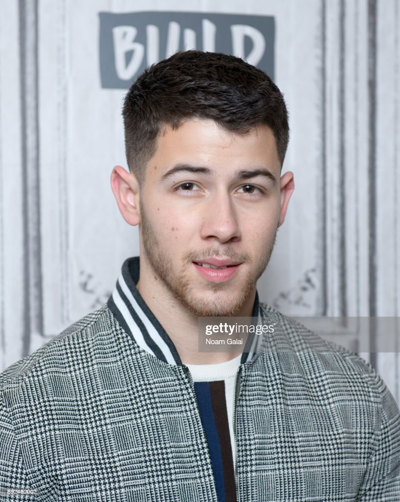 "Build Presents Nick Jonas Discussing ""Jumanji"" Welcome To The Jungle"""