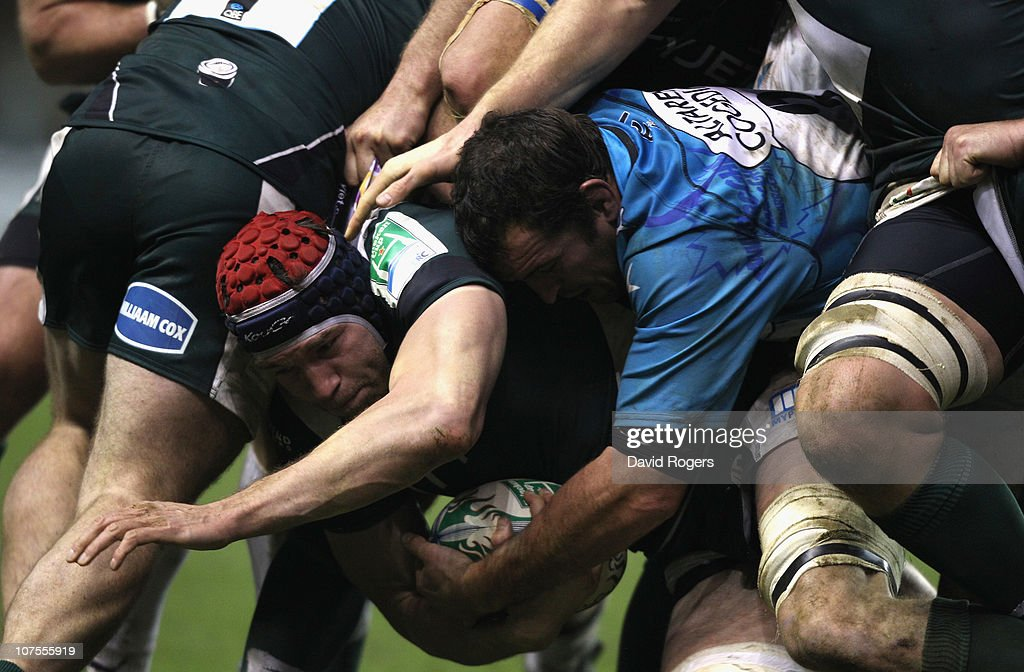London Irish v Toulon - Heineken Cup