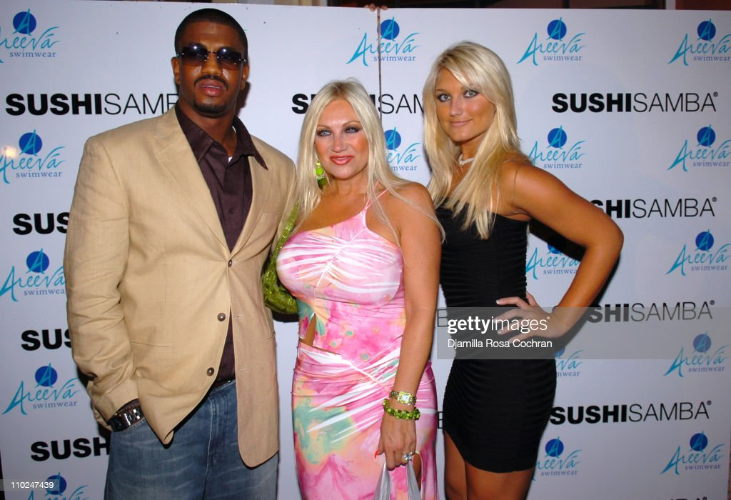 2005 MTV VMA - Dinner at Sushi Samba - August 26, 2005