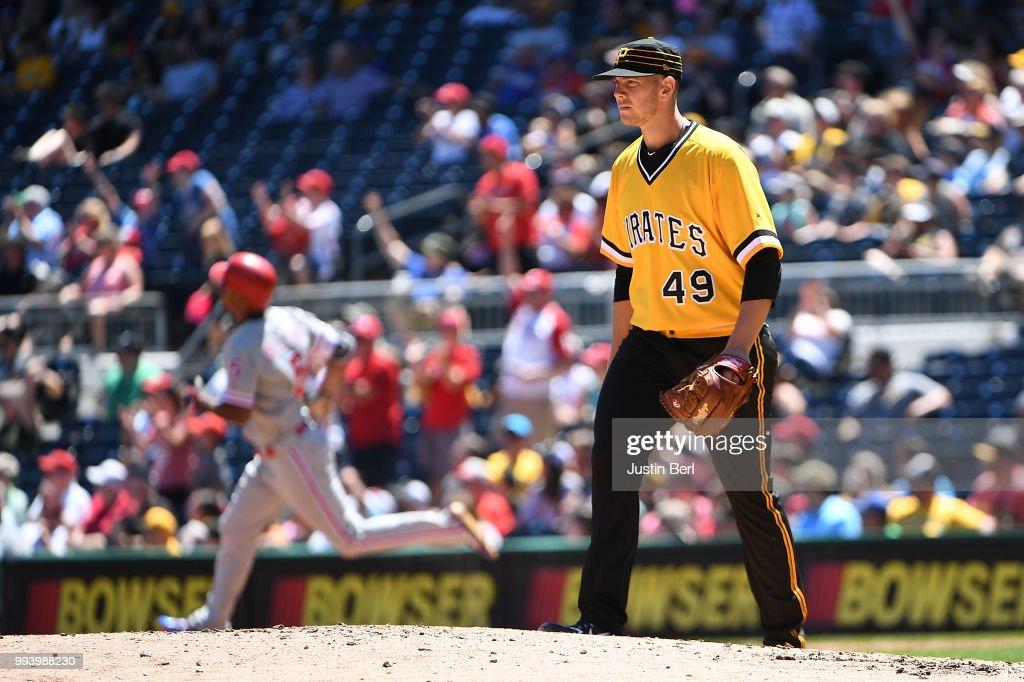 Philadelphia Phillies v Pittsburgh Pirates