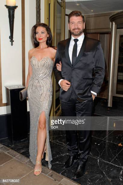 Nick Knowles and Guest on September 4 2017 in London England