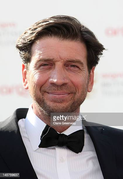 Nick Knowles attends The Arqiva British Academy Television Awards 2012 at The Royal Festival Hall on May 27 2012 in London England