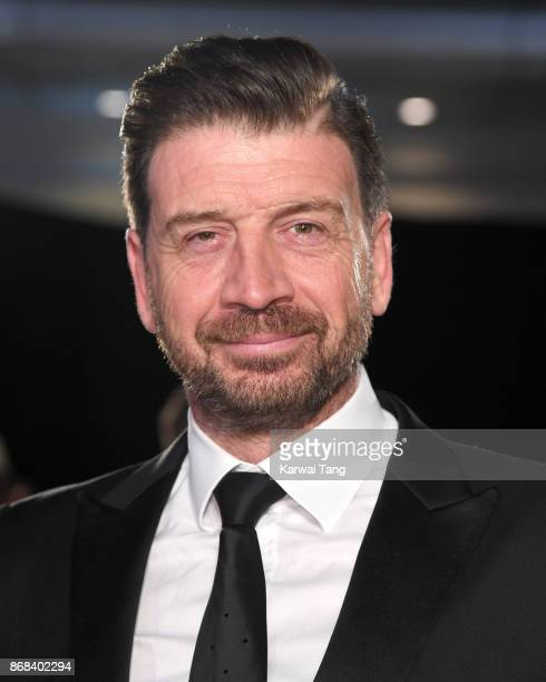 Nick Knowles attends the Pride Of Britain Awards at the Grosvenor House on October 30 2017 in London England