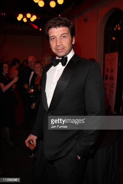 Nick Knowles attends the The Archant London Press Ball on November 17 2007 in London