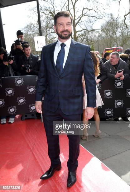Nick Knowles attends the TRIC Awards 2017 at the Grosvenor House on March 14 2017 in London United Kingdom