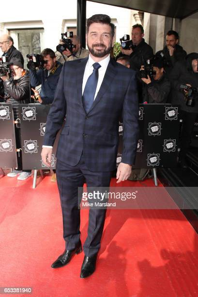Nick Knowles attends the TRIC Awards 2017 on March 14 2017 in London United Kingdom