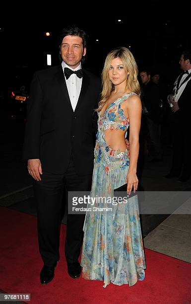 Nick Knowles attends the Variety Club Dinner and Ball at London Hilton on March 13 2010 in London England