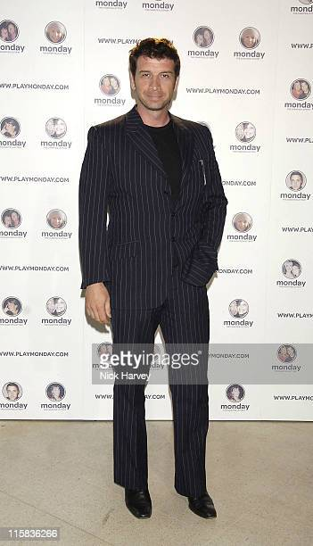 Nick Knowles during Monday The Charities Lottery – Launch Party at Titanic in London Great Britain