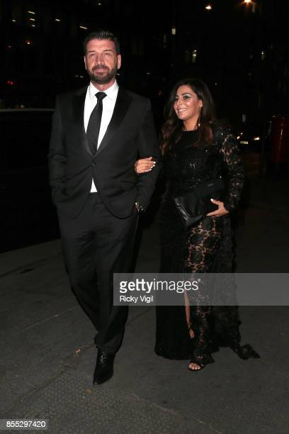 Nick Knowles seen attending The ChildLine Ball at Old Billingsgate on September 28 2017 in London England