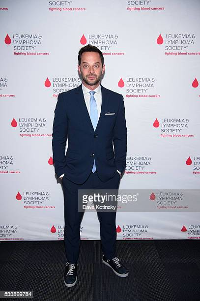Nick Kroll arrives at the 3rd Annual LOL With LLS on May 23 2016 in New York City