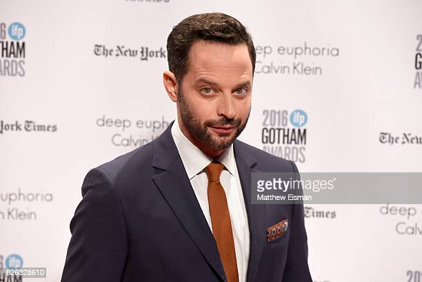 Nick Kroll attends IFP's 26th Annual Gotham Independent Film Awards at Cipriani Wall Street on November 28 2016 in New York City
