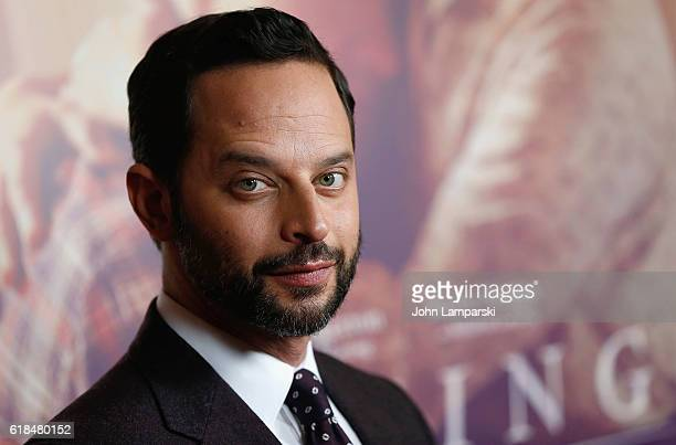 Nick Kroll attends 'Loving' New York Premiere at Landmark Sunshine Theater on October 26 2016 in New York City