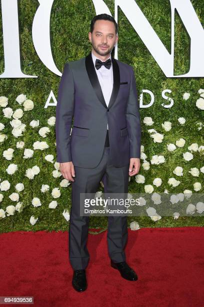 Nick Kroll attends the 2017 Tony Awards at Radio City Music Hall on June 11 2017 in New York City