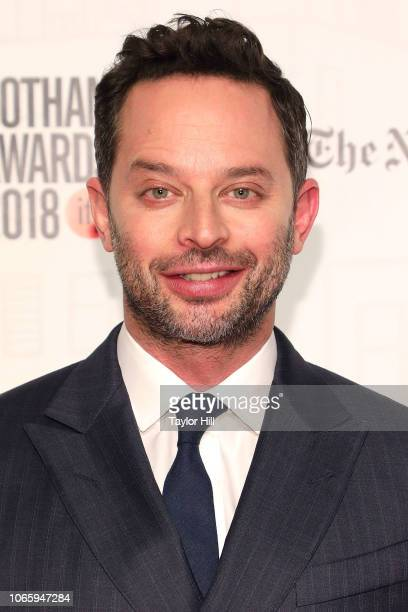 Nick Kroll attends the 2018 Gotham Awards at Cipriani Wall Street on November 26 2018 in New York City