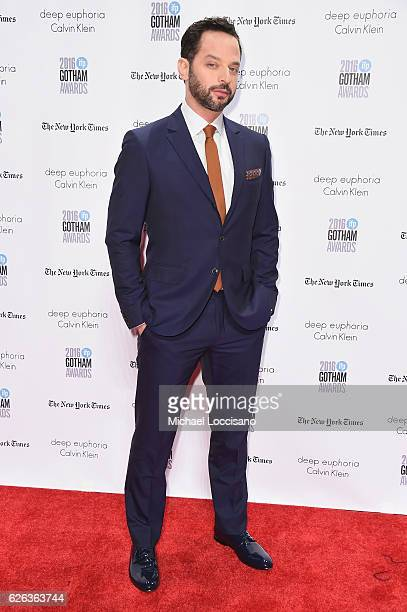 Nick Kroll attends the 26th Annual Gotham Independent Film Awards at Cipriani Wall Street on November 28 2016 in New York City
