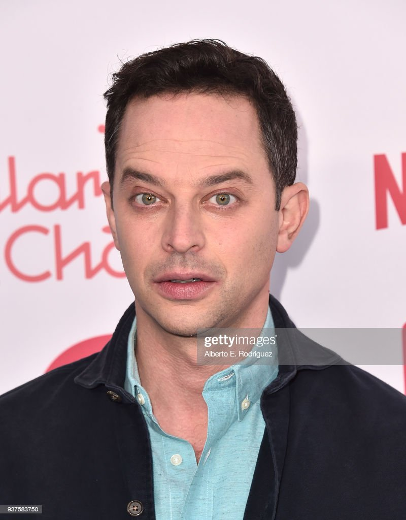 Nick Kroll attends the 6th Annual Hilarity For Charity at The Hollywood Palladium on March 24, 2018 in Los Angeles, California.