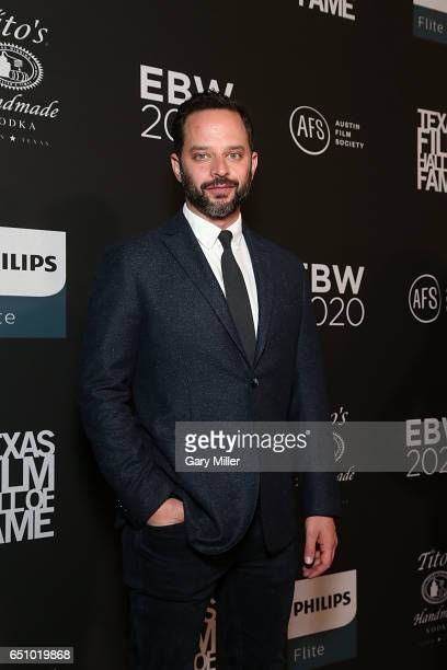 Nick Kroll attends the Austin Film Society's Texas Film Awards at Austin Studios on March 9 2017 in Austin Texas